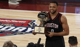 Eric Gordon vence concurso de triplos no All Star