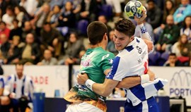 Taça EHF: FC Porto derrotado em casa