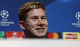 De Bruyne admite desconhecer equipa do Monaco