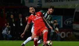 Frederico Venâncio rejeita Lokomotiv Moscovo