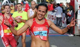 Dulce Félix falha nacional de corta-mato e maratona de Londres