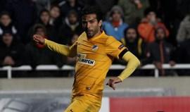 Chipre: Nuno Morais volta a marcar quase seis meses depois