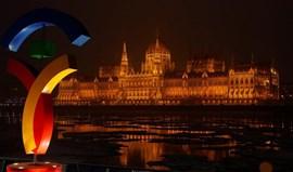 Responsável da candidatura de Budapeste admite que Jogos de 2024 são sonho dissipado