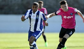 FC Porto defronta Barcelona nos quartos-de-final da Youth League