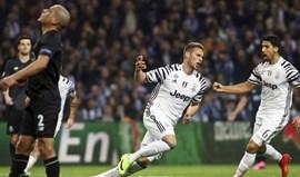 FC Porto-Juventus, 0-2