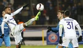 Golo em São Petersburgo coloca Anderlecht nos oitavos-de-final