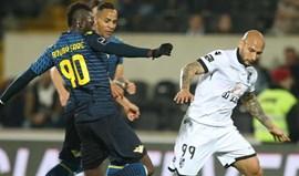 Man. United observou duelo com o Moreirense