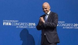 FIFA: Um ano de Infantino para revolucionar o polémico 'status' de Blatter