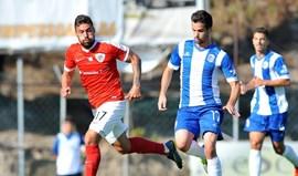 Santa Clara-Vizela, 0-0: Açorianos não conseguem dar expressão à superioridade