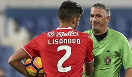 Jorge Ferreira vai arbitrar o Estoril-Benfica das meias-finais da Taça de Portugal