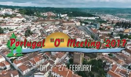 Terceiro dia do Portugal O' Meeting 2017