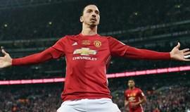 Ibrahimovic quer outra temporada de contrato para continuar no United