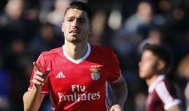Benfica B-Olhanense, 2-1: Reviravolta dá terceiro triunfo consecutivo aos encarnados