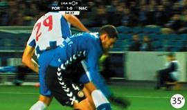 Os casos do FC Porto-Nacional