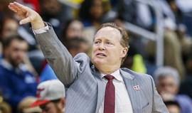 Treinador dos Atlanta Hawks suspenso por um jogo