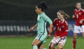 Melissa Antunes: «Goleada com Dinamarca foi bom para abrir os olhos»