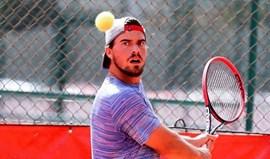 João Monteiro vice-campeão em Vale do Lobo