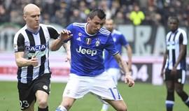 Juventus travada em Udine