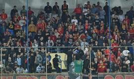 Incrível:Jornada no Montenegro não teve golos!