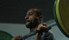 Nelson Évora tem ginásio em casa