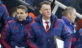 Afinal não era Van Gaal quem 'mandava' na equipa do United