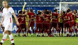 Algarve Cup: Espanha derrota Canadá e vence prova pela primeira vez
