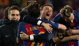 Barcelona-PSG foi uma loucura nas casas de apostas