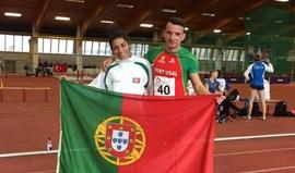 Europeus pista coberta INAS: Portugal conquista três medalhas no primeiro dia
