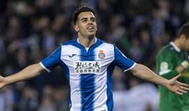Espanyol vence Las Palmas em chuva de golos (4-3)