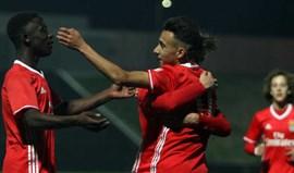 Benfica goleia antes do dérbi com o Sporting