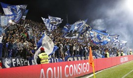 FC Porto critica organização logística em Arouca