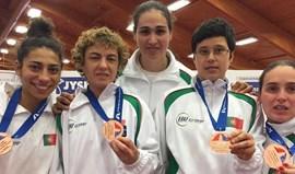 Europeus pista coberta INAS: Portugal fecha participação com 13 medalhas