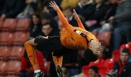 Hélder Costa decisivo na vitória do Wolverhampton sobre o Brentford