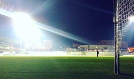 Liga aprovou iluminação do estádio