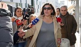 Operação Marquês: Ex-mulher de Sócrates não foi confrontada com dados novos