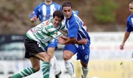 Vizela-Sp. Covilhã, 1-1: Empate surge nos instantes finais