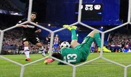 Casillas sem palavras para defesas monstruosas de Oblak