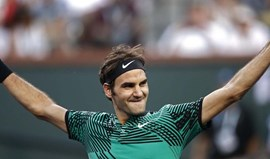 Federer 'arrasa' Nadal em Indian Wells