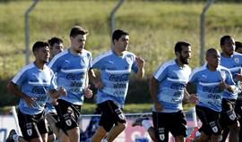 Coates e Maxi Pereira confirmados na lista de eleitos do Uruguai