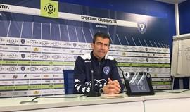 Autogolo 'trama' Bastia e Rui Almeida continua sem ganhar