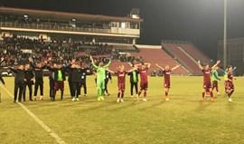 Roménia: Cluj bate Astra num duelo com quatro portugueses