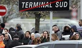Dois terminais de Paris-Orly reabertos ao tráfego aéreo