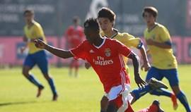 Benfica empata (2-2) na visita a Leiria