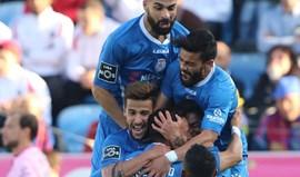 A crónica do Feirense-Chaves, 3-2: Cambalhota épica salvou a fogaça