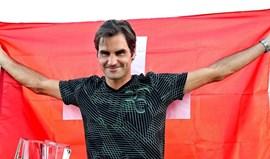 Ranking ATP: Federer já espreita top 5
