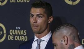 Cristiano Ronaldo: «Muitos dos que estão nesta gala não acreditavam em nós»