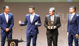 Cristiano Ronaldo obrigou Pepe e Bruno Alves a falar
