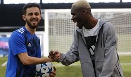 Bernardo Silva quer sacar o troféu... a Guedes