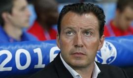 Marc Wilmots é o novo selecionador da Costa do Marfim