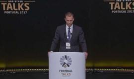 «Superliga europeia? Comigo nunca»